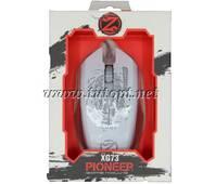Мышь Zornwee Pioneer XG73 Black Light Game Mouse