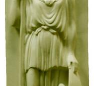 Фигура с декоративной лепнины Де/086