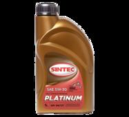 Олія ДВС 5w-30, Sintec, Platinum SN/CF,   1л, синт