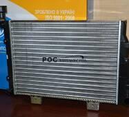 Радіатор охолодження 2107 (алюм) (PAC - OX2107) АМЗ