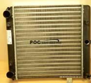 Радіатор охолодження 1111 Ока (алюм) (LRc 0111) ЛУЗАР