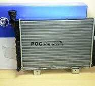 Радіатор охолодження 2107 (алюм) (LRc 01070) ЛУЗАР