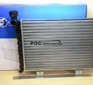 Радиатор охлаждения 2106 (алюм) (LRc 0106) ЛУЗАР