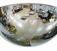 Панорамне купольне дзеркало Amstrong, 600*600/360