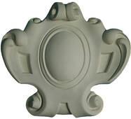 Оригинальные медальоны из гипса МД/008