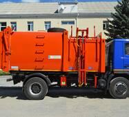 Сміттєвоз КО-426 з боковим завантаженням, купити в Україні