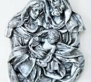 Икона из гипса Кр/025