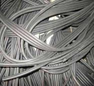 Шнур маслобензостойкий средней твердости, диаметр 5 мм