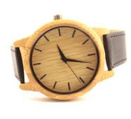 Дерев'яний наручний годинник Beauty