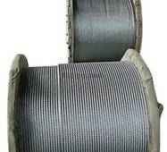 Канат сталевий, діаметр 5,0 х 6,0 мм