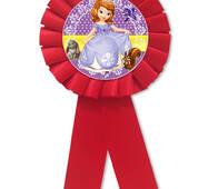 """Медаль сувенирная """" Принцесса София """". Медали для детских конкурсов"""