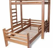 Кровать чердак Лофт 1 купить в Житомире
