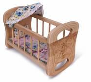 Ліжечко для ляльки №3 купити від виробника