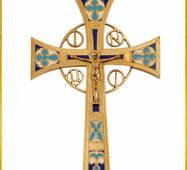 Крест в руку мальтийский