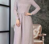 Жіноче тепле плаття  250