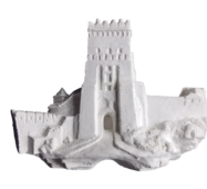 Розмальовка Замок Любарта 02