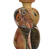 Ваза керамическая Снейк
