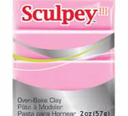 Полимерная глина Sculpey III 57 г Ballerina (715891120927)