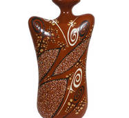 Ваза декоративна настільна Танго