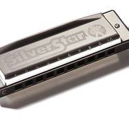 HOHNER SilverStar Bb-Major