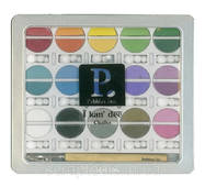 Краски меловые I Kan'dee Chalk Set - Basic Brights