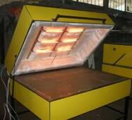 Печь для гибки искусственного камня от производителя
