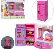 Меблі XS - 14012 кухня, холодильник, плита, продукти, зв, св, на бат-ке, в кор-ке, 34-27-11см