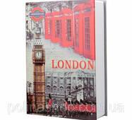 Книга-сейф MK 0791 метал/картон (Лондон)