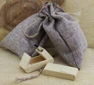 Деревянная флешка Загадка