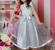 Нарядне дитяче плаття для дівчинки 025