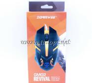 Мышь Zornwee Revival GM02 Black Light Game Mouse