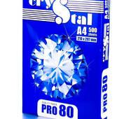 Папір офісний Crystal PRO, А4, 80 г/м2, 500 арк