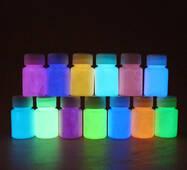 Светящиеся люминесцентные краски купить недорого