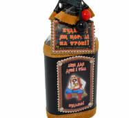 Декоративная бутылка 0,5 л. ДБ12
