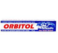 """Зубна паста Orbitol """"Альпійська свіжість"""" відбілююча Orbitol Whitening Alpine Fresh 145 гр"""