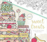 Раскраска антистресс KaiserColour - Sweet Treats