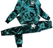 Стильний костюм для дівчинки, 5012