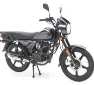 Мотоцикл - GEON HUNTER WOLF 200 Gray