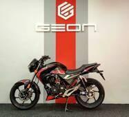 Мотоцикл - GEON PANTERA S200 2018 Glossy Black