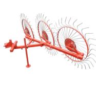 Граблі колісно-пальцеві «Сонечко» на 3 кольца