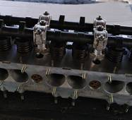 Головка на двигатель 1Д6, 3Д6, Д12, 1Д12, В46-2, В-46-4, В-55 правая