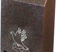 Поштова скринька ProfitM СПГ- 7 315х210/45 Мідний антик, Фото