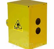 Ящик під газову апаратуру ГРК (конструктор)