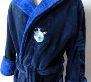 Мужские махровые халаты с карманами