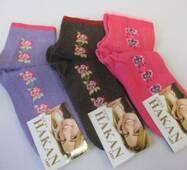 Купить недорого женские носки от производителя.