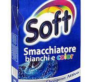 Пятновыводитель для цветного белья Soft  0,6кг/14ящ