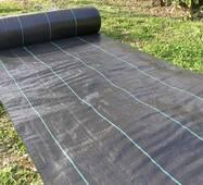 Агроткань (черная) 100 Г/ М2  (1,6 м х 50 м рулон)