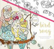 Раскраска KaiserColour Perfect Bound Coloring Book 20х20см - Bird Song