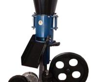 Гранулятор корму, пелет ГКМ-260 (робоча частина)