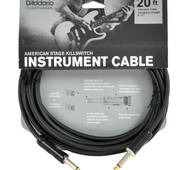 PLANET WAVES PW-AMSK-20 AMERICAN STAGE STAGE KILL SWITCH 20ft